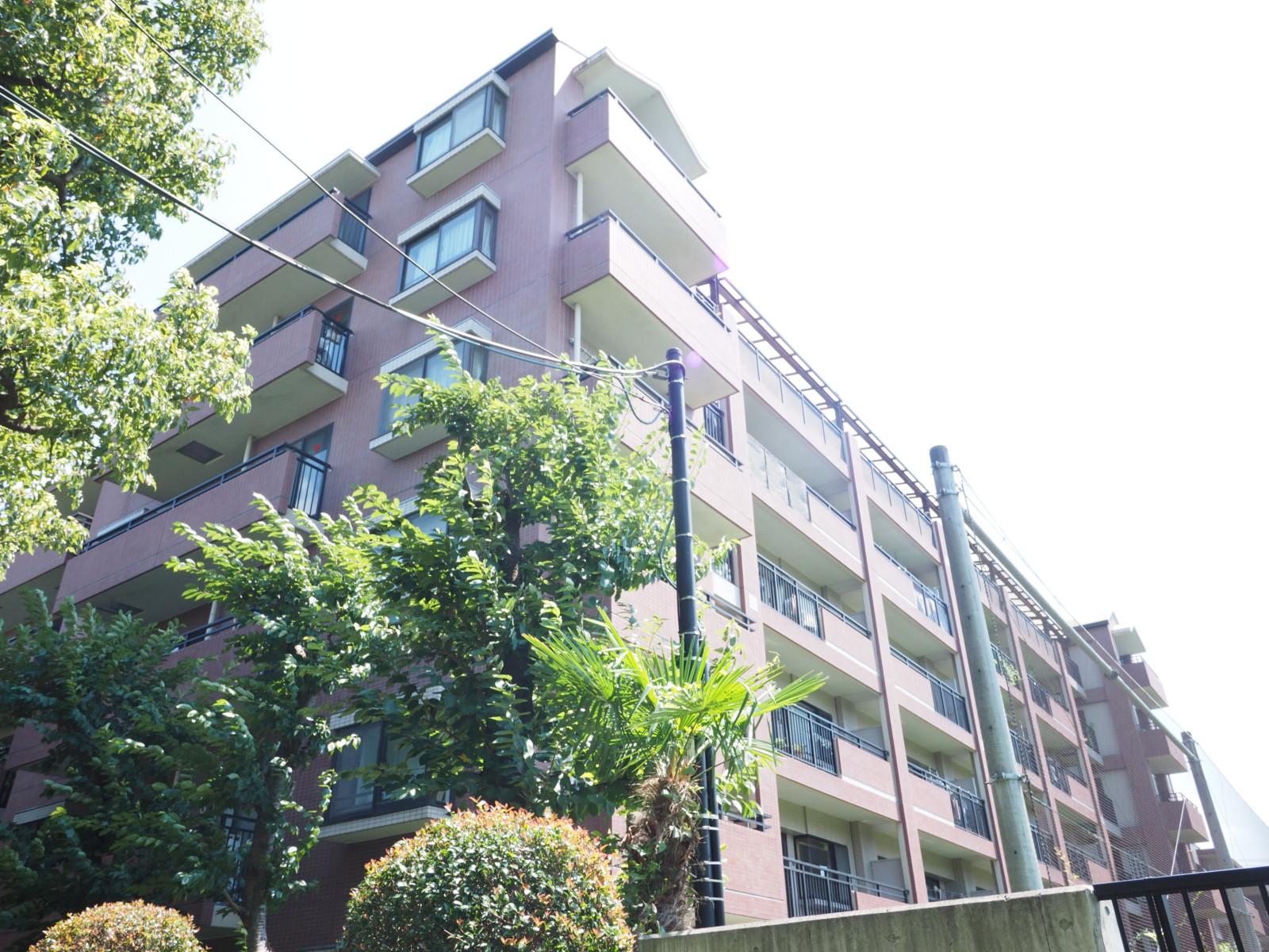 深大寺のおひざ元 ガーデンハイツ調布・富士見町 4,280万円 イメージ