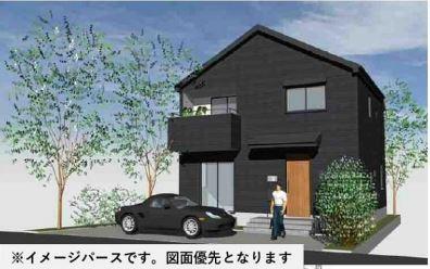 狛江の水神様 駒井町新築戸建て 5.980万円 イメージ