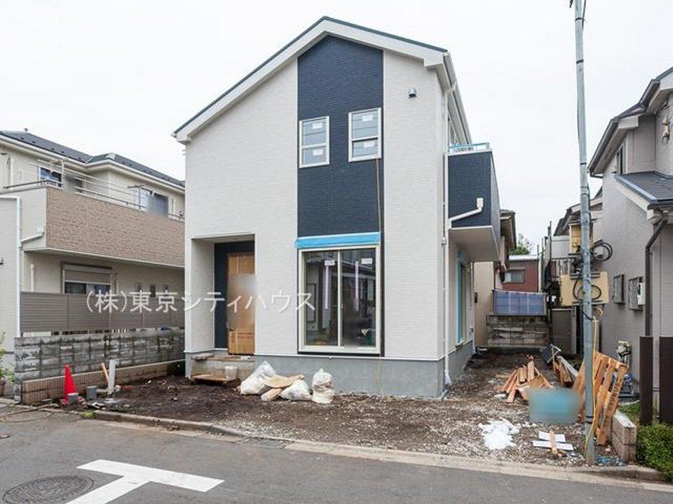 新築戸建 京王線「西調布」駅徒歩14分・カースペース2台可・リビング18帖で全室南向きの3LDK イメージ