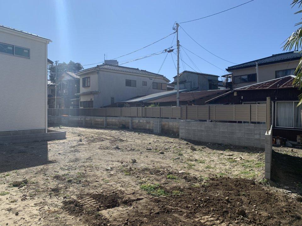 売地 京王線「西調布」駅徒歩14分・建築条件付売地・フリープランのため、お好きな間取りで建物が建築できます・閑静な住宅地 イメージ