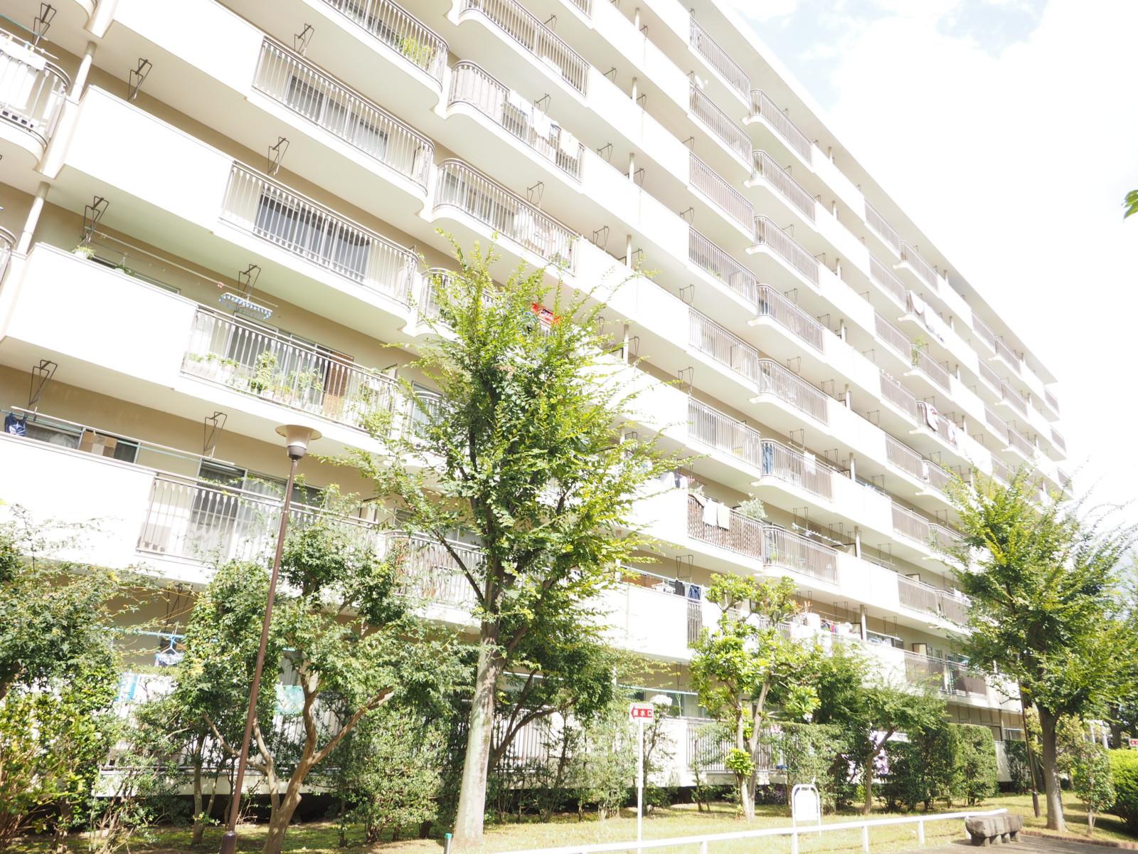 完成しました! 多摩稲城マンションA棟2,380万円 イメージ