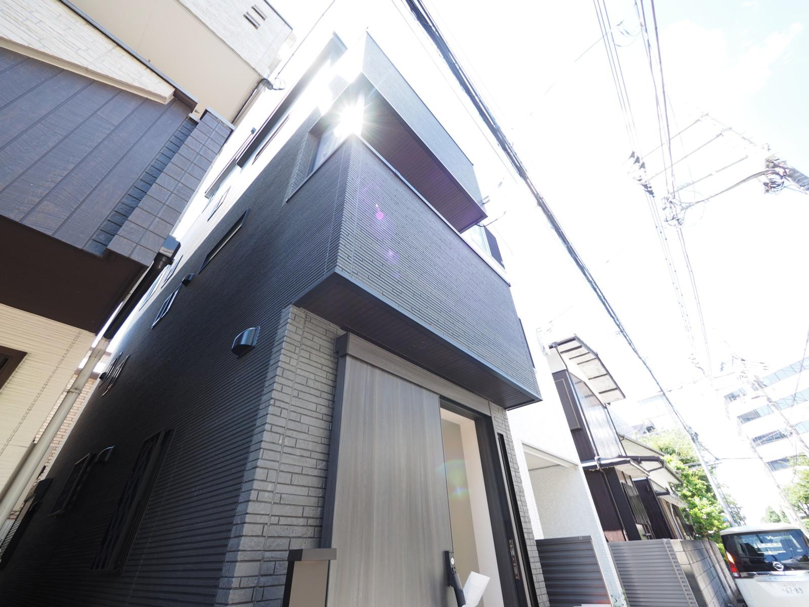 「住んでよし、訪れてよし」世田谷区 玉川台新築戸建 イメージ